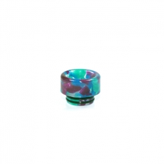 810 Replacement Drip Tip for TFV8 / TFV12 Tank / Goon / Kennedy / Reload RDA 13mm (1pc) - Rainbow