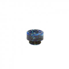 810 Replacement Drip Tip for TFV8 / TFV12 Tank / Goon / Kennedy / Reload RDA 13mm (1pc) - Black Blue