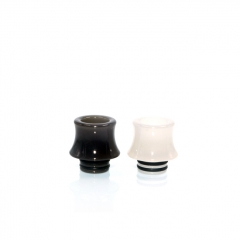 Replacement 510 Discoloration Drip Tip for RTA/RDA 8mm (1pc) -#A Black