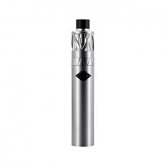 Authentic Uwell Whirl 22 25W 1600mAh Starter Kit 2/3.5ml (0.6ohm) - Silver