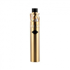 Authentic Uwell Whirl 22 25W 1600mAh Starter Kit 2/3.5ml (0.6ohm) - Gold