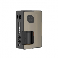 Authentic Vandy Vape Pulse X 90W Squonk 18650/20700/21700 TC VW APV Box Mod w/8ml Bottle - Frosted Amber
