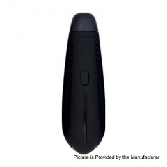 Authentic Hugo Vapor Submarine 850mAh TC Pod System Starter Kit 0.7ohm - Black