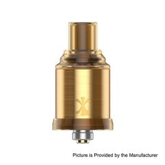 Pre-Sale Authentic Digiflavor Etna 18mm RDA Rebuildable Dripping Atomizer w/ BF Pin - Gold