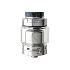 Authentic Footoon Aqua Master 24mm RTA Rebuildable Tank Atomizer 4.4ml - Silver