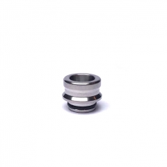 Dee Replacement 510 Drip Tip SS 1pc - Silver
