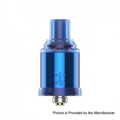 Pre-Sale Authentic Digiflavor Etna 18mm RDA Rebuildable Dripping Atomizer w/ BF Pin - Blue