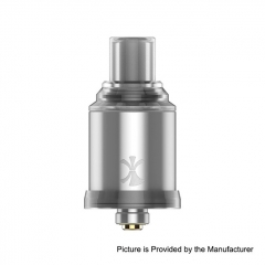 Pre-Sale Authentic Digiflavor Etna 18mm RDA Rebuildable Dripping Atomizer w/ BF Pin - Silver
