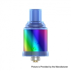 Pre-Sale Authentic Digiflavor Etna 18mm RDA Rebuildable Dripping Atomizer w/ BF Pin - Rainbow