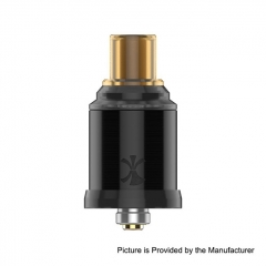 Pre-Sale Authentic Digiflavor Etna 18mm RDA Rebuildable Dripping Atomizer w/ BF Pin - Black