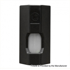 Authentic Reload BF Squonk Mechanical Box Mod w/9ml Bottle - Black