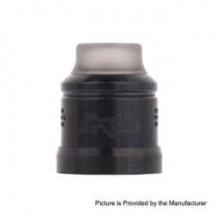 Authentic Wotofo 22mm Conversion Cap for Profile RDA - Black