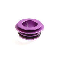 Authentic Coil Father 810 to 510 Drip Tip Adapter 2pcs - Purple
