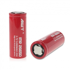 Authentic Aweite AWT IMR 26650 3.7V 5200mAh Rechargeable Li-ion Battery 2pcs