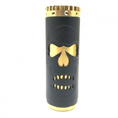 Comply Saw Magnum Style 18650/20650/20700 Mechanical Mod 30.5mm - Black