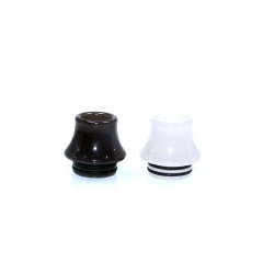 Replacement 810 Discolor Cone Style Drip Tip for TFV8 17.6mm 1pc #C - Black