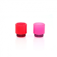Replacement 810 Discolor Drip Tip for TFV8 1pc #E - Red