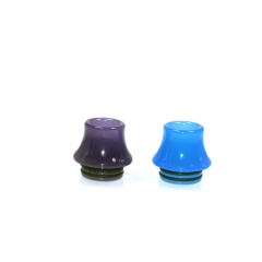 Replacement 810 Discolor Cone Style Drip Tip for TFV8 17.6mm 1pc #A - Purple