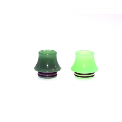 Replacement 810 Discolor Cone Style Drip Tip for TFV8 17.6mm 1pc #B - Green