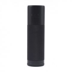 DJV Style 25mm Hybrid 18650 Mechanical Tube Mod - Black