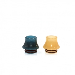 Replacement 810 Discolor Cone Style Drip Tip for TFV8 17.6mm 1pc #D- Aqua