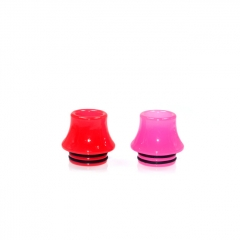 Replacement 810 Discolor Cone Style Drip Tip for TFV8 17.6mm 1pc #E - Red