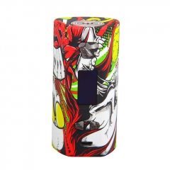 Authentic YOSTA Livepor 200W TC VW APV Box Mod - Flame
