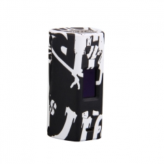 Authentic YOSTA Livepor 200W TC VW APV Box Mod - Zebra