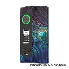 Authentic Blade 235W TC VW Variable Wattage Box Mod - Illusion