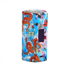 Authentic YOSTA Livepor 200W TC VW APV Box Mod - Demon