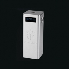 Authentic Steam Crave Titan PWM 300W VV APV Box Mod - White