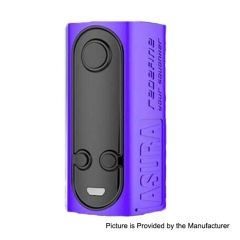 Authentic HUGO VAPOR Asura GT228 228W TC VW APV Squonker Box Mod - Purple