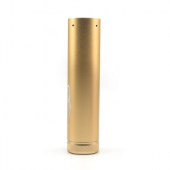 Pur Truck Style 18650/20700 Hybrid Mechanical Mod 26mm (Aluminum Version) - Gold