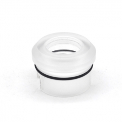Ulton 810 Top Cap for Korina/Korina Pro Atomizer Acrylic Version 23mm - White