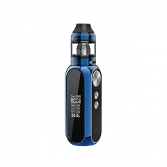 Authentic OBS Cube 80W 3000mAh VW APV Box Mod Kit 4ml (Standard Edition) - Blue