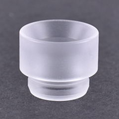 (Ships from Germany)ULTON Replacement 810 PC Drip Tip for 528 Goon / Reload / Battle / Extreme Atomizer - Transparent