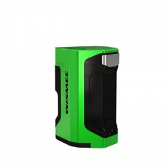Authentic Wismec Luxotic DF 200W 18650 Squonk Box Temperature Control Mod w/7ml Bottle - Green