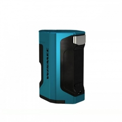 Authentic Wismec Luxotic DF 200W 18650 Squonk Box Temperature Control Mod w/7ml Bottle - Blue