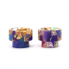 Replacement 810 Resin Drip Tip 2pcs - Purple