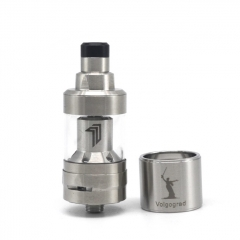 Vazzling KF Prime 22mm  Rebuildable Tank Atomizer 2ml - Silver