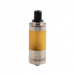 Coppervape Ubertoot UTA2 22mm 316SS MTL RTA Rebuildable Tank Atomizer w/Nano Kit 5ml/2.5ml - Silver