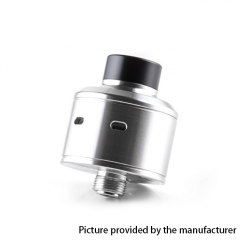 Pre-Sale YFTK Citadel Style 22mm RDA Rebuildable Dripping Atomizer w/BF Pin - Silver