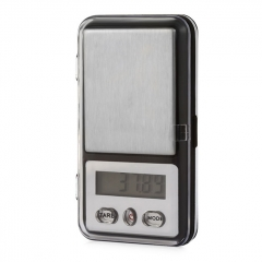MH-333 200g LCD Precision Electronic Scale - White