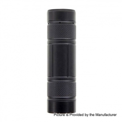 Authentic CoilART Mage Mech V2.0 Hybrid Mechanical Tube Mod Stacked Edition 25mm - Black