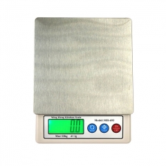 MH-693 10kg/1g LCD Precision Electronic Scale Kitchen Scale