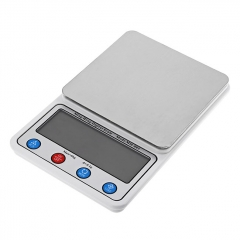 MH-885 6kg/0.01g LCD Precision Electronic Scale Kitchen Scale