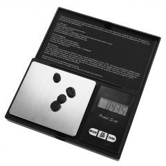 MH-8015 200g/0.01g LCD Precision Electronic Scale Kitchen Scale