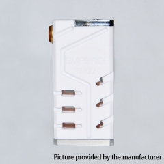 SOB Emperor Style 24mm Mechanical Box Mod - White
