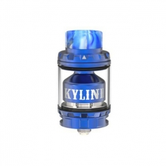 Pre-Sale Authentic Vandy Vape Kylin V2 24mm RTA Rebuildable Tank Atomizer 3/5ml - Blue