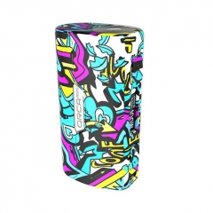 Pre-Sale Authentic S-Body Sbody Orca Mini 100W 2x18650/26650 TC VW Variable Wattage Box Mod - Pie